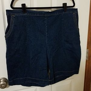 Just My Size Jean Shorts